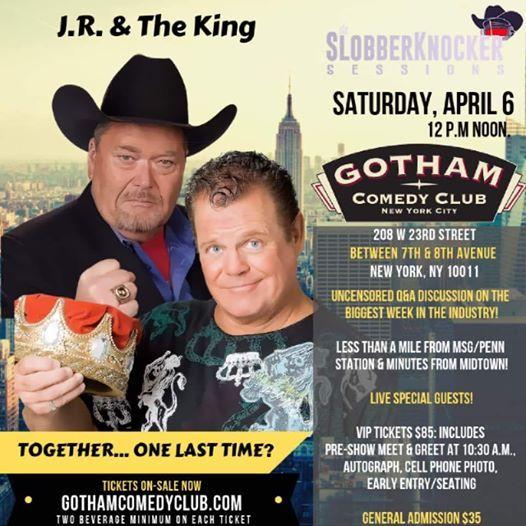 The Slobberknocker Sessions - NYC
