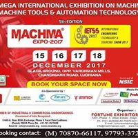 Machma expo &amp Ietss 2017