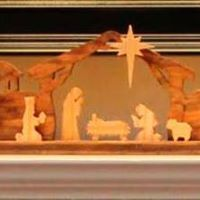 Away in a Manger Christmas Eve Service