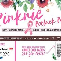 Lorna Jane x The Outlaw Pinknic Potluck Party