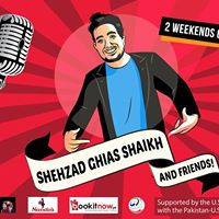 SGS and Friends - Stand up comedy festival