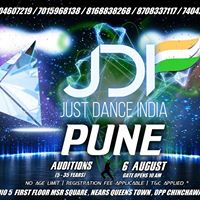 Just Dance India Championship season 2 2017 Pune Auditions