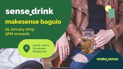 SenseDrink Social Innovation in Makesense Baguio