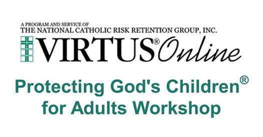 Protecting Gods Children for Adults Workshop