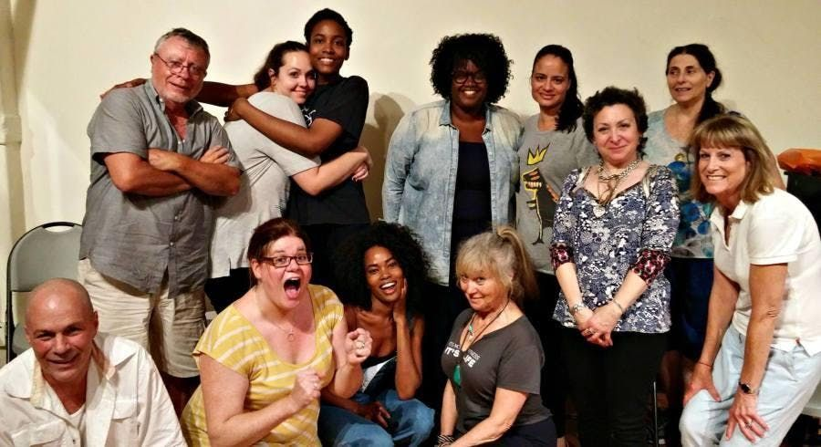 Pay-What-You-Can Improv Workshop