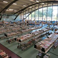 ITS A BOOK SALE...Benefiting The Arlington Public Library