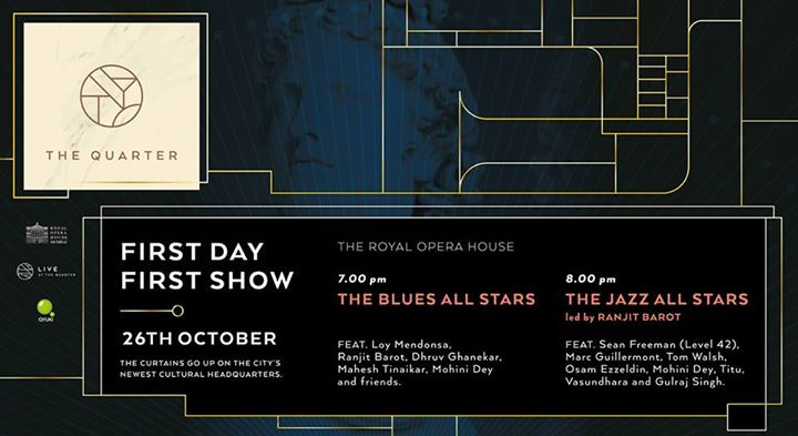 First Day First Show - Jazz & Blues All Stars