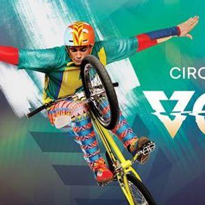 Cirque Du Soleil VOLTA  Apr 3 - Apr 28