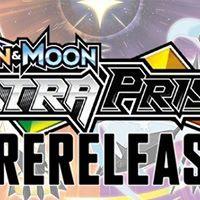 Pokmon TCG Sun &amp Moon Ultra Prism Pre Release