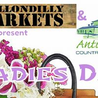 Ladies Day  Antill Park - Wednesday 10th May 2017 - 10am - 2pm