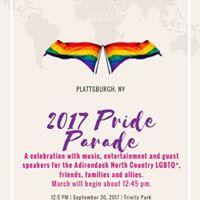 Plattsburgh Pride Parade 2017
