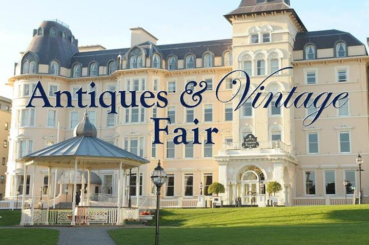 Antiques and Vintage Fair at the Royal Marine Hotel