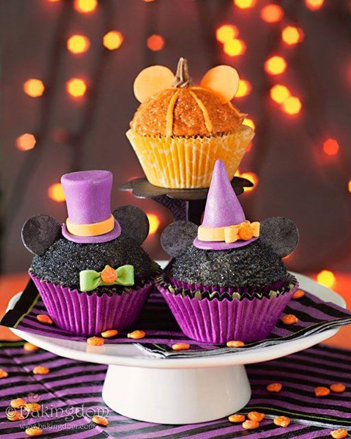 not so spooky halloween themed cupcake wars for kids