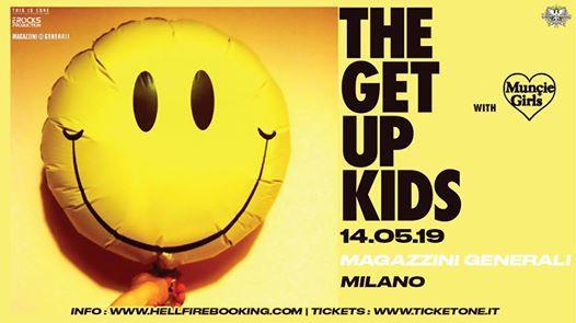 The Get Up Kids  Magazzini Generali Milano