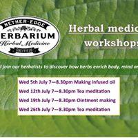 Herbal workshops