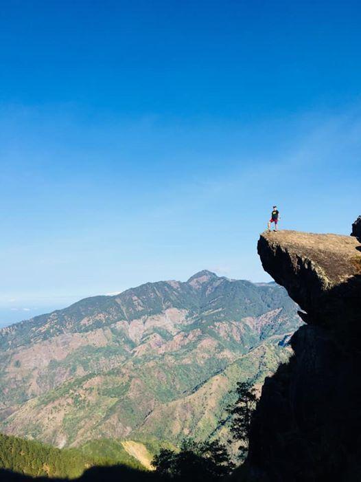 Mt Ulap traverse