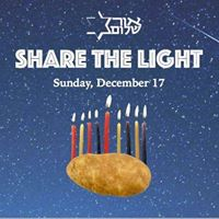 Share the Light - Chanukah with Or Shalom