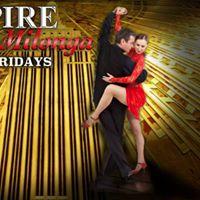 Empire Milonga Fridays - Friday July 21st