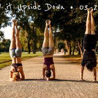 Play it Upside Down- Kopfstand Workshop mit Alin und Aya