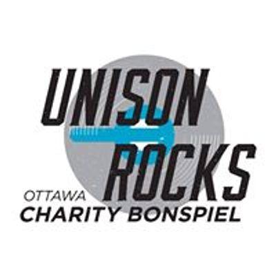 Ottawa Unison Rocks Charity Bonspiel