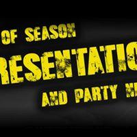 Presentation Night &amp Disco