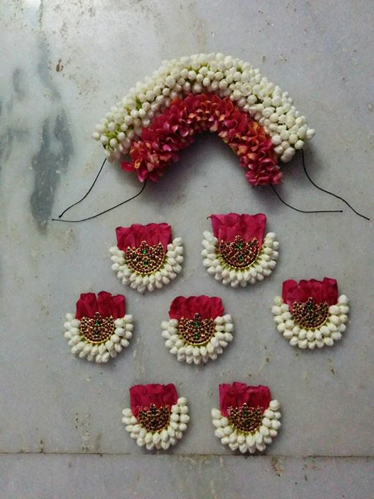One Day Workshop On Flower Venis Making In Bangalore At