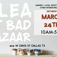 Flea at BAD Bazaar