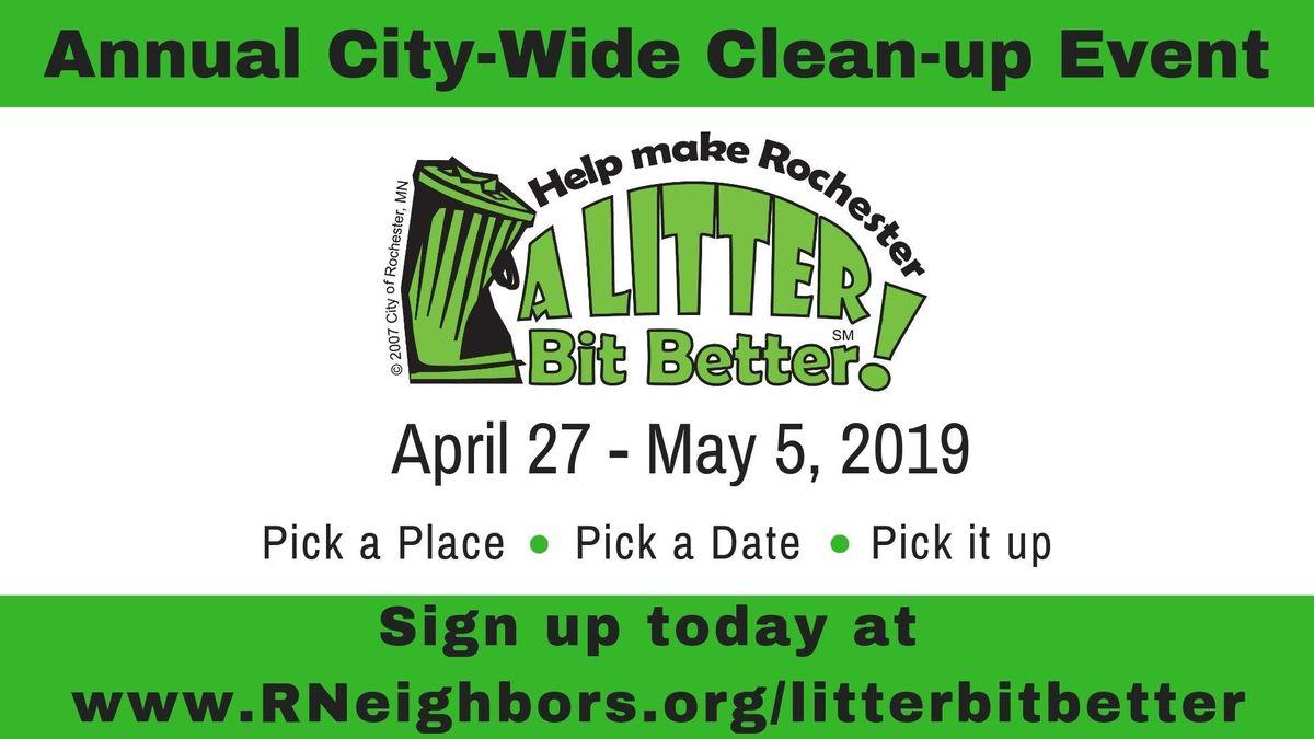 A Litter Bit Better 2019 SE
