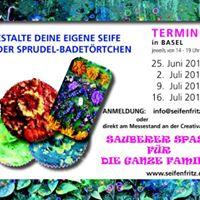 Seifenworkshops und mehr in Basel