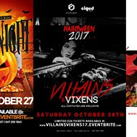 Toronto Halloween 2017 - Oct 26 to 31