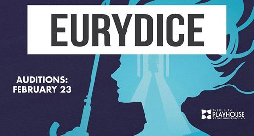 Auditions for Eurydice