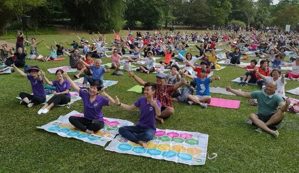 Mindfulness  Botanic Gardens - Jan 27 (Sun)