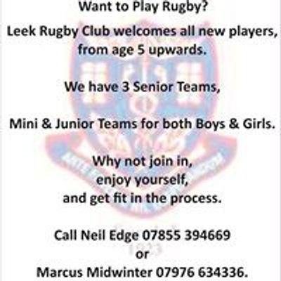 Leek Rugby Football Club