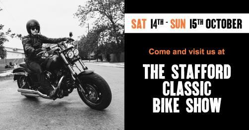 The Stafford Classic Bike Show
