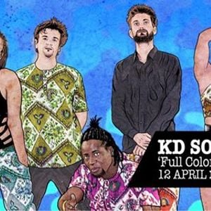 KD Soundsystem in Paradiso (uitverkocht  sold out)