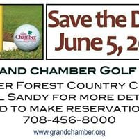 The 2017 Grand Corridor Chamber Golf Outing