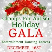 Champs For Autism Holiday Gala