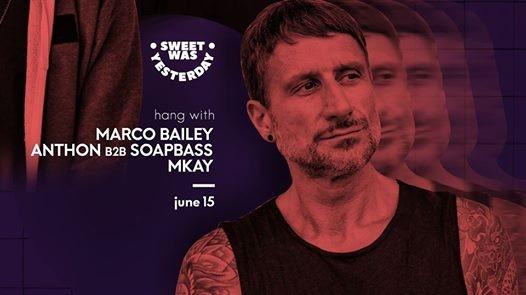 HNGR Pres. Marco Bailey
