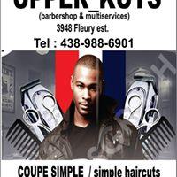Viens nous voir pour une belle coupe de cheveux 438-988-6901
