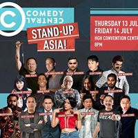 Comedy Central Asia Stand-Up Asia