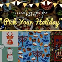 Pick Your Holiday Potluck
