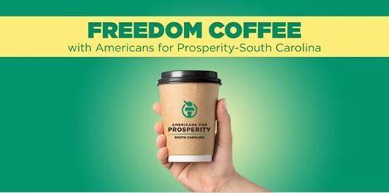 Columbia - Monthly Freedom Coffee