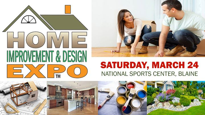Blaine Home Improvement & Design Expo at National Sports Center, Blaine