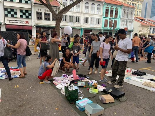 Singapore Really Really Free Market 61