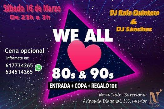 Fiesta We Love 80s & 90s