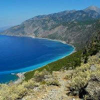 Mgimatk Kreeta saarel E4 matkarada