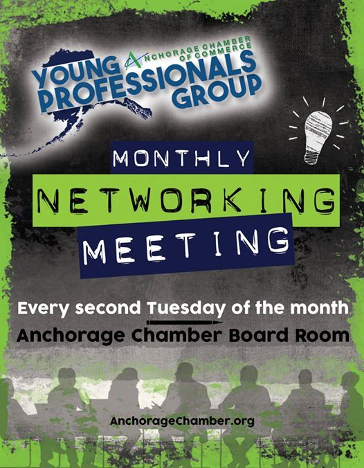 Young Professionals Group - April Meeting