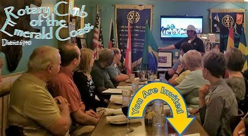 Rotary Club of the Emerald Coast - After Hours Mon Night