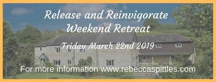 Release and Reinvigorate Weekend Retreat 2019
