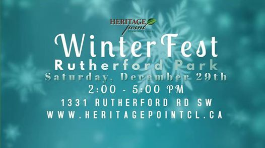 HPCL - WinterFest at 1331 Rutherford Rd SW, Edmonton, AB T6W